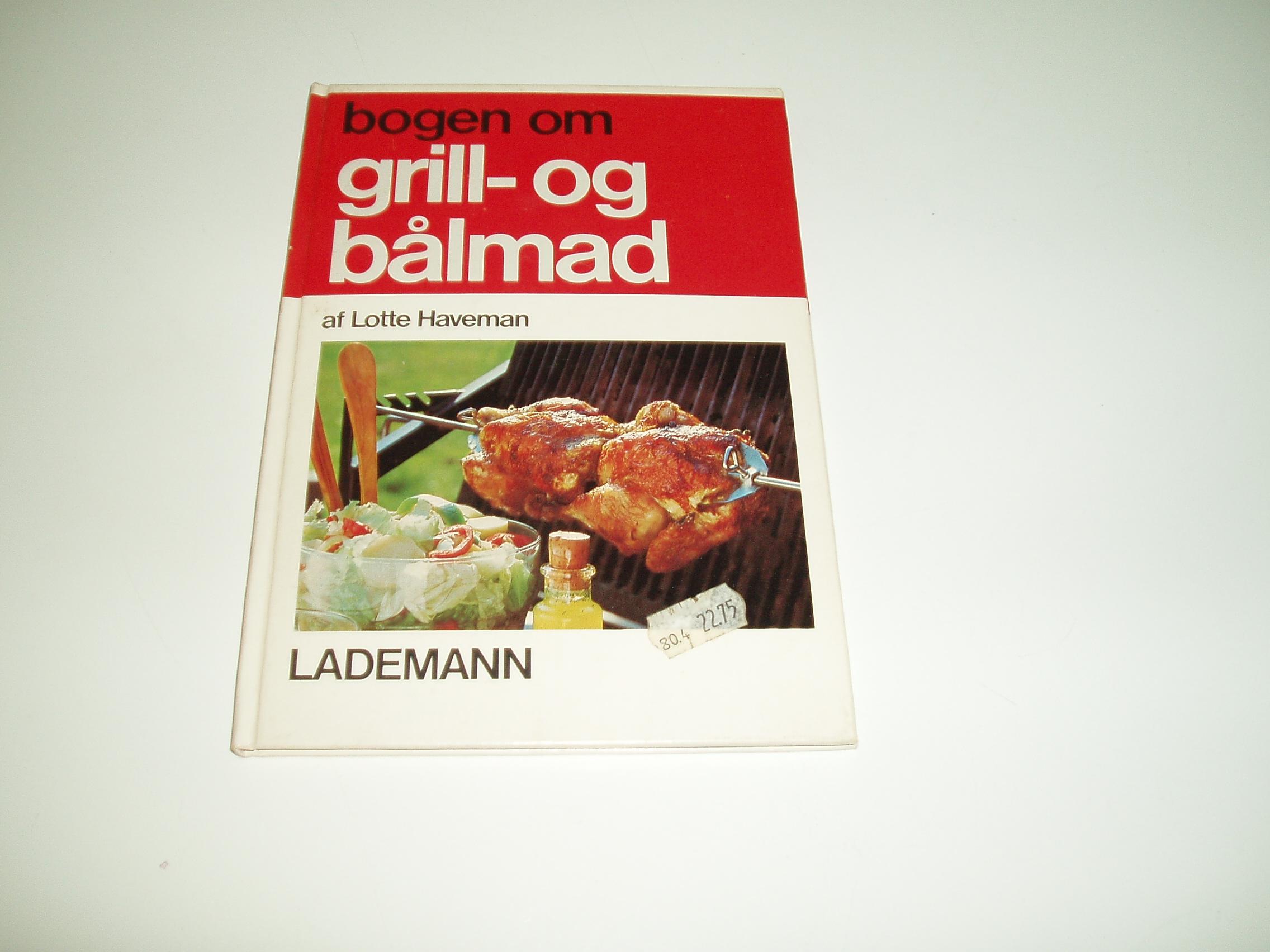Bogen om grill- og bålmad