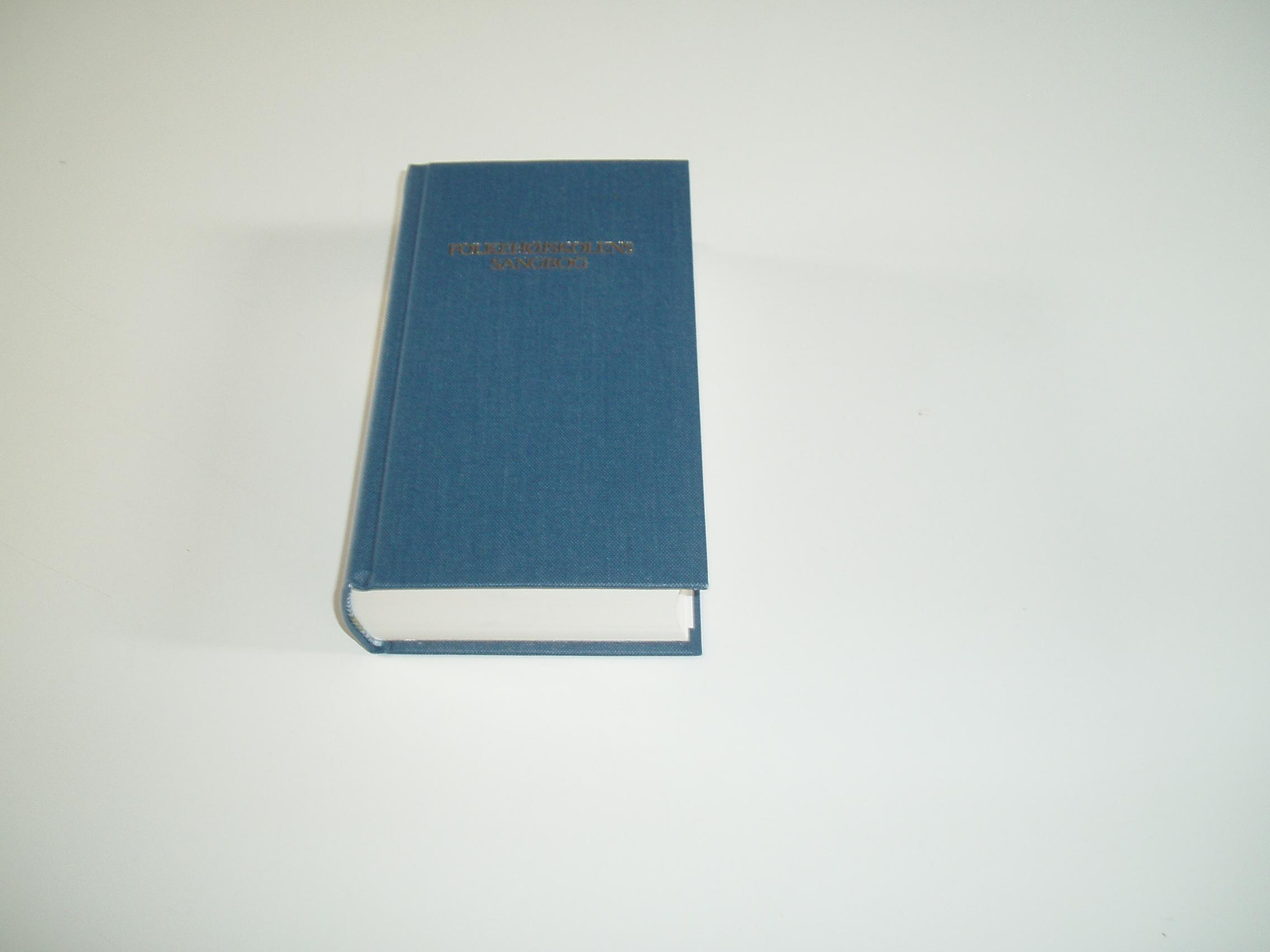 Folkehøjskolens Sangbog. 17. udgave, 18. oplag