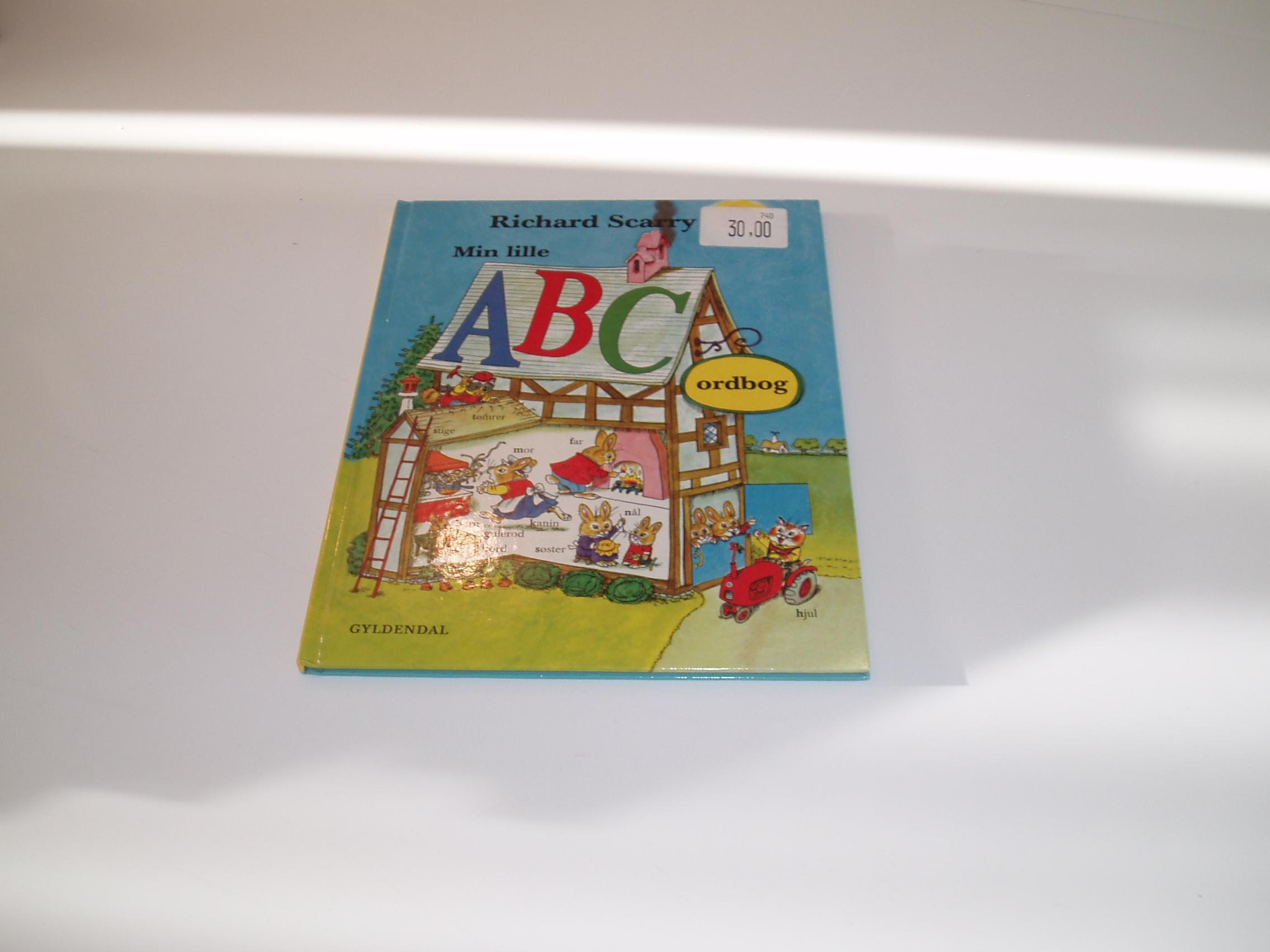Min lille ABC ordbog. På dansk ved Thøger Birkeland