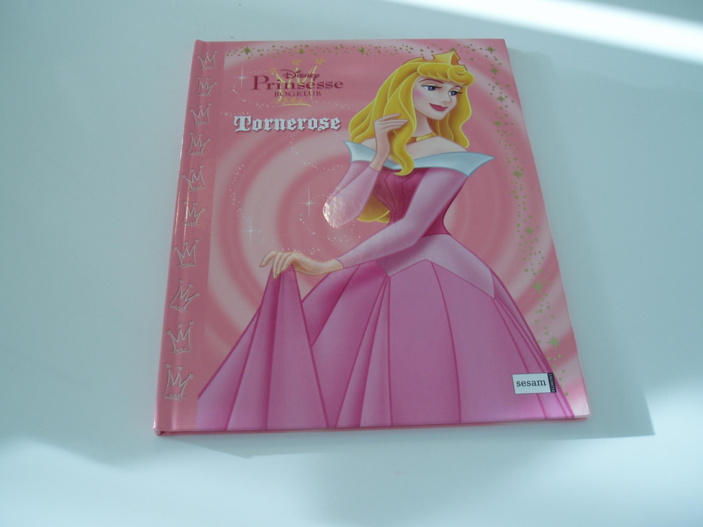 Tornerose. Disney Prinsesse Bogklub