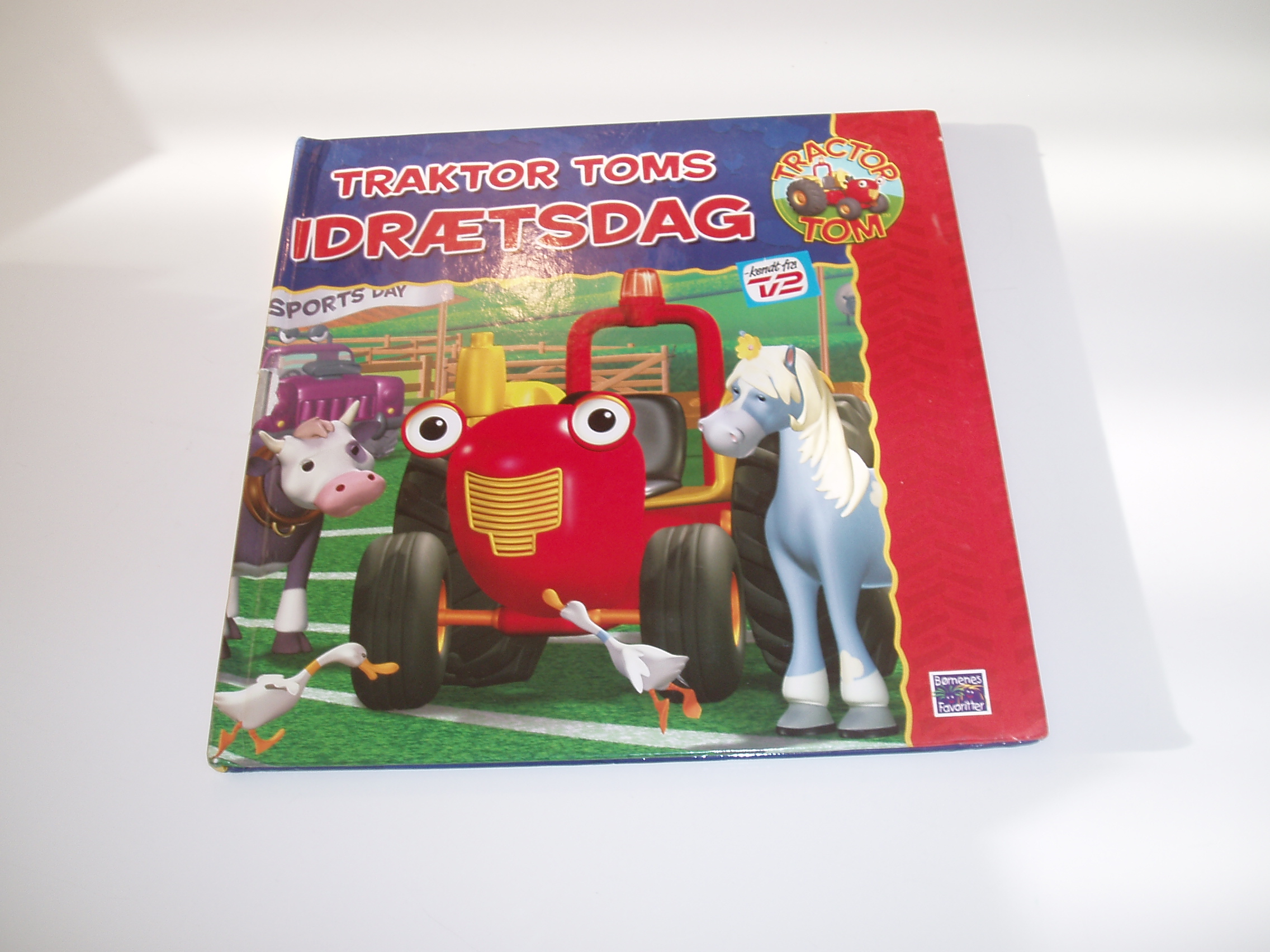 Traktor Toms idrætsdag