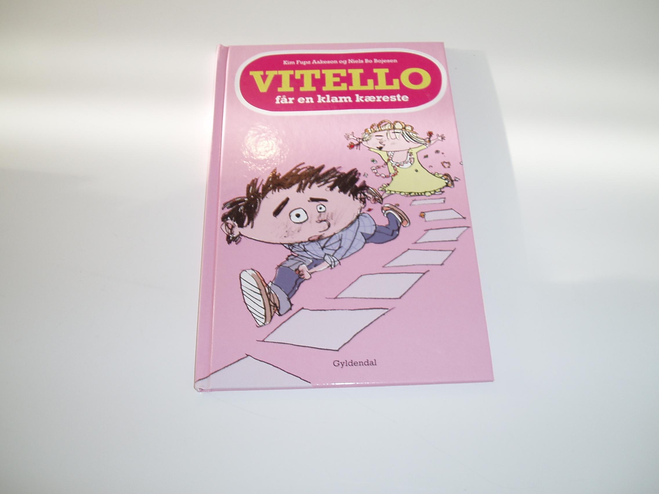 Vitello får en klam kæreste. Billeder: Niels Bo Bojesen