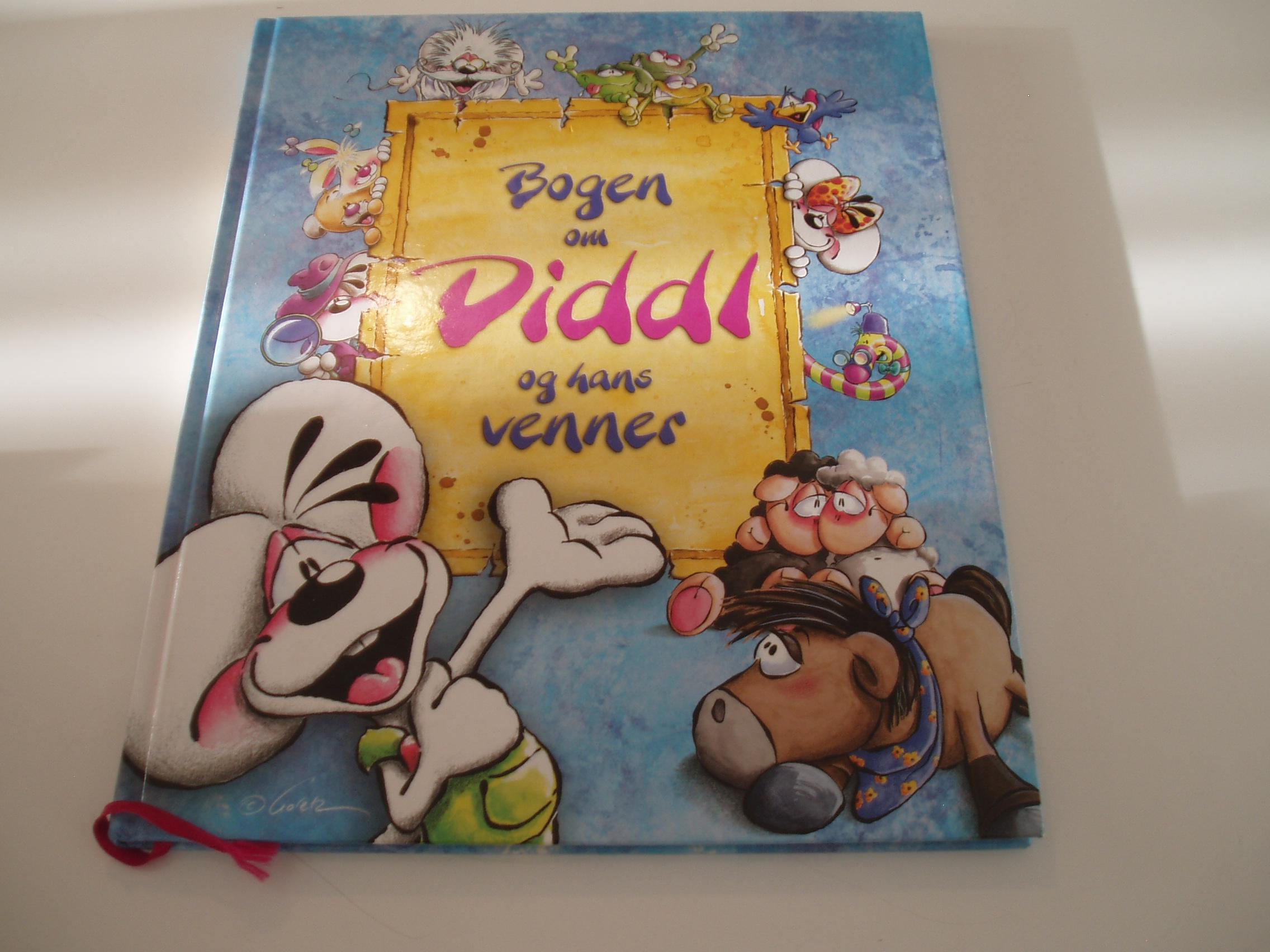 Bogen om Diddl og hans venner