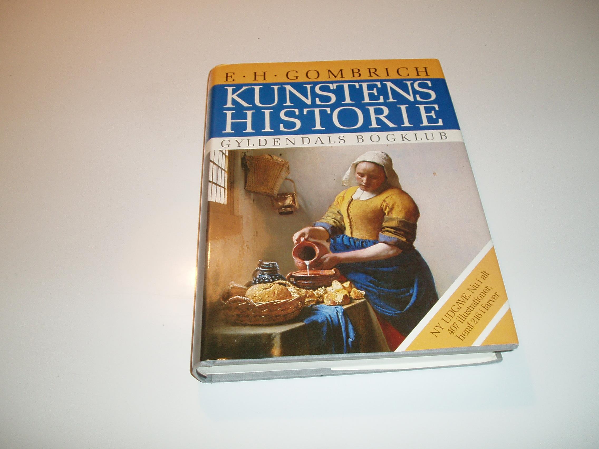 Kunstens historie. Ny udgave