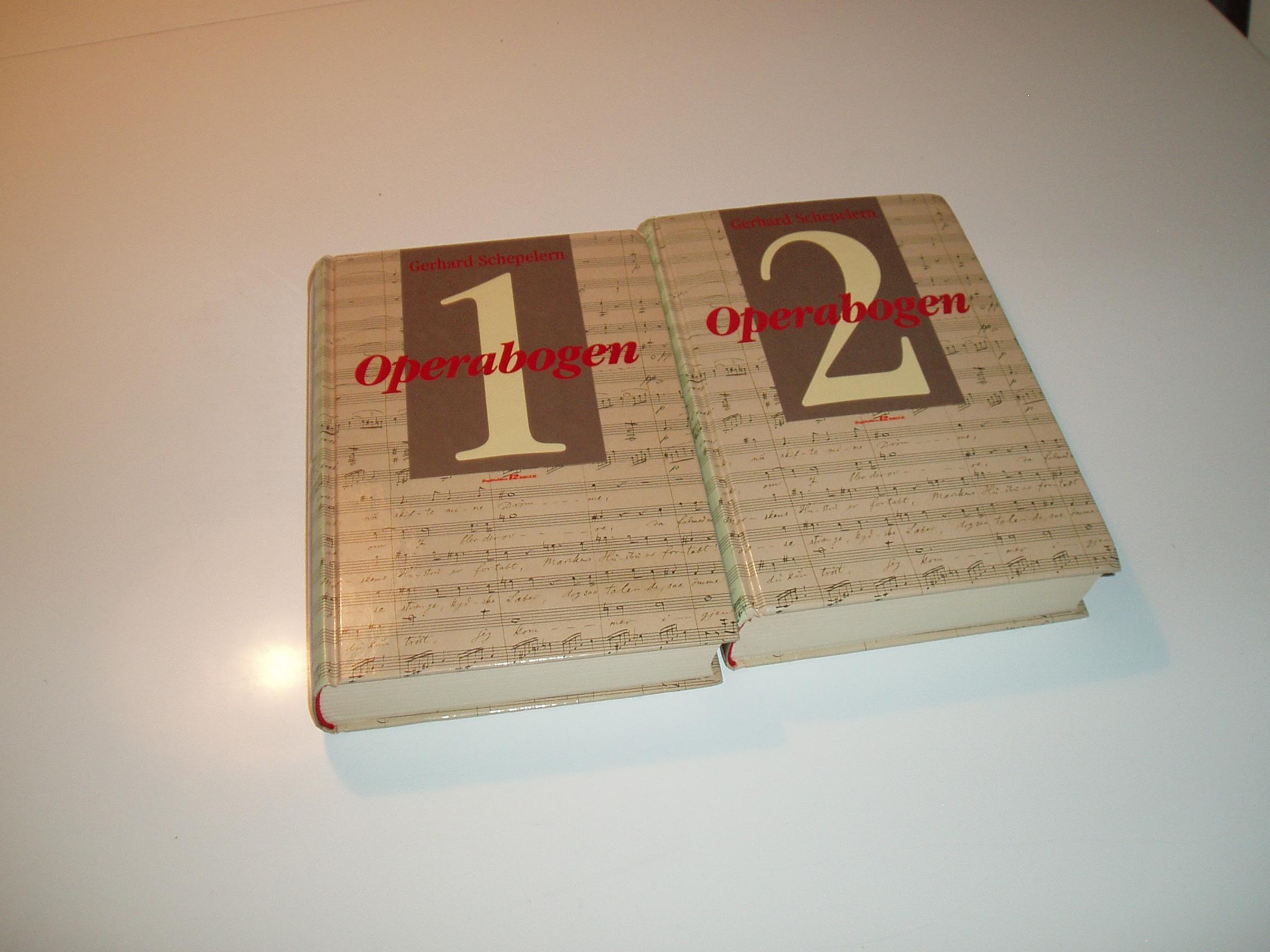 Operabogen, bind 1-2. 2. udgave