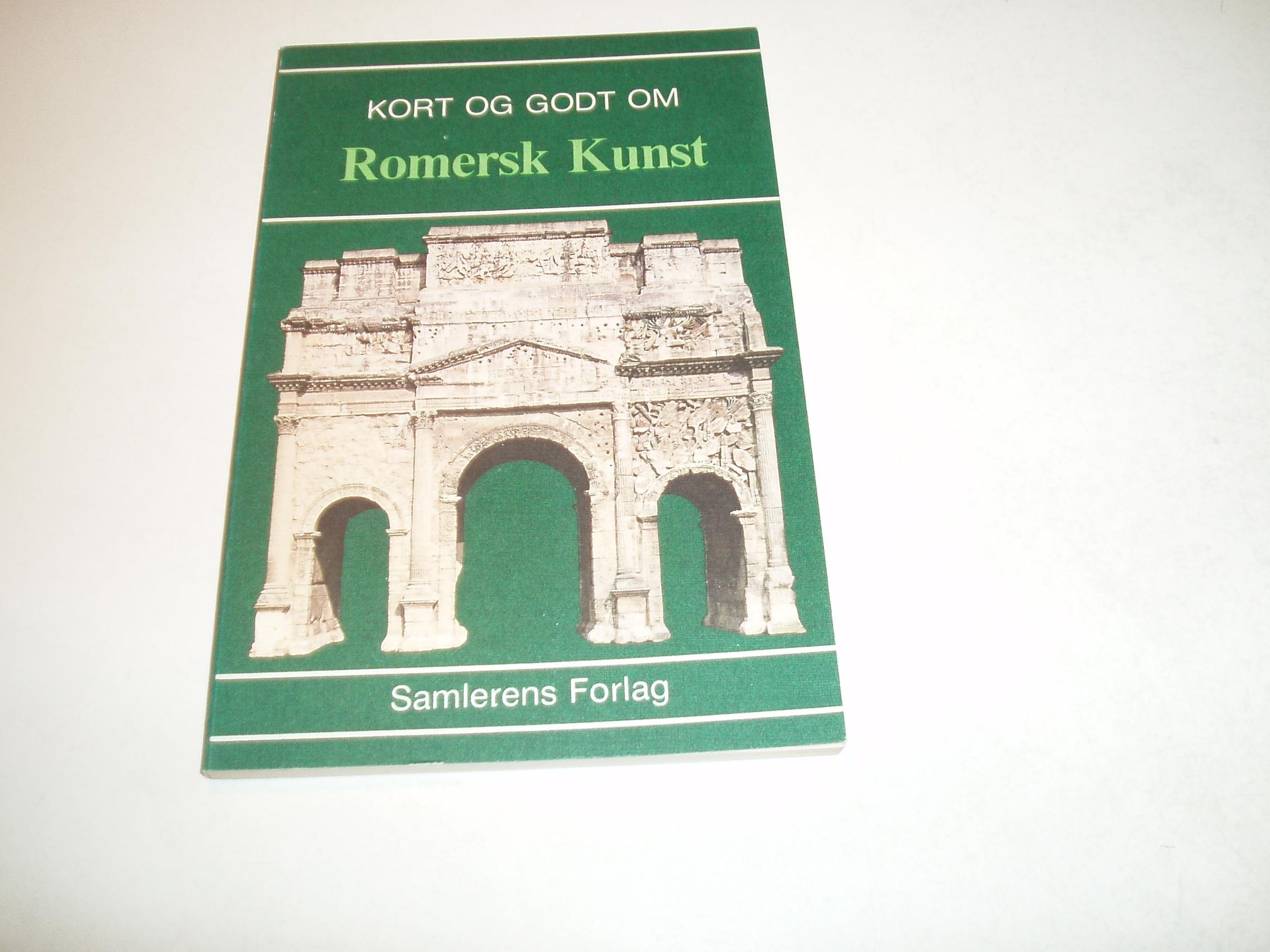 Kort og godt om romersk kunst
