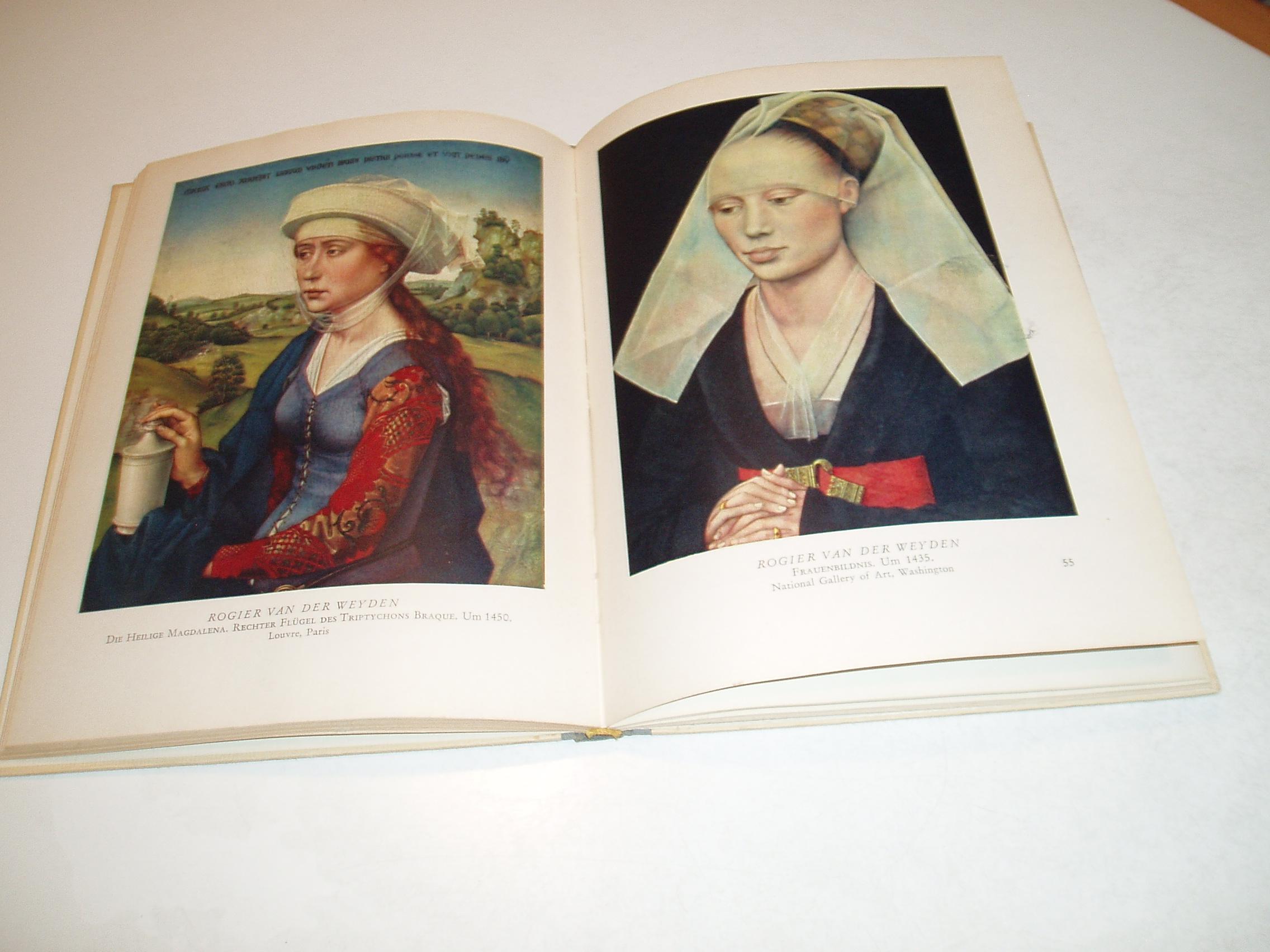Meisterwerke der flämischen Malerei von Van Eyck bis Bruegel. Vi