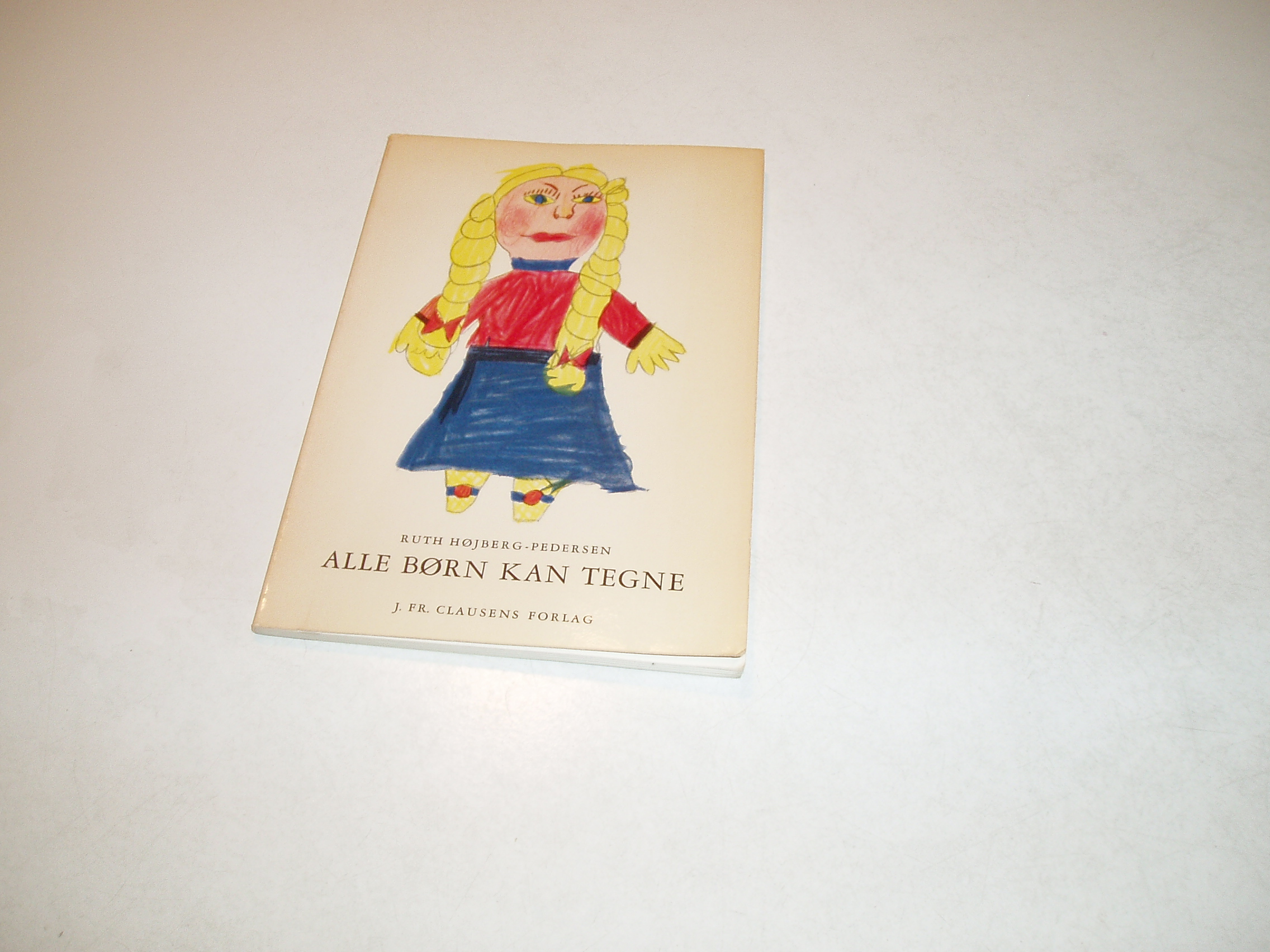 Alle børn kan tegne. En bog til forældre om fri børnetegning. 3.