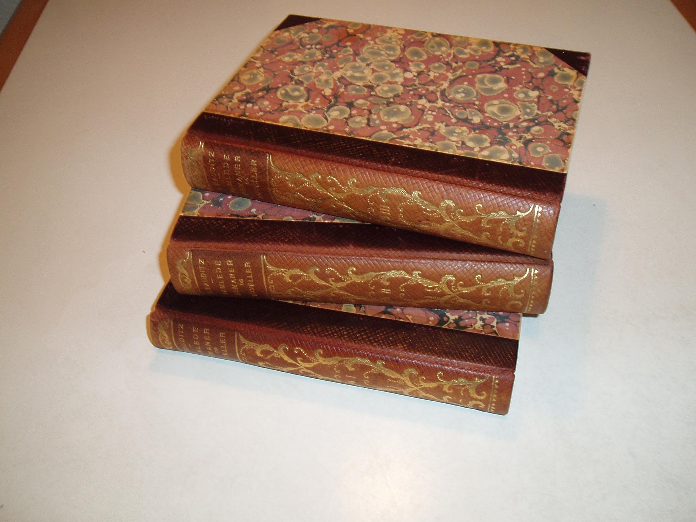 Samlede romaner og noveller, bind 1-3