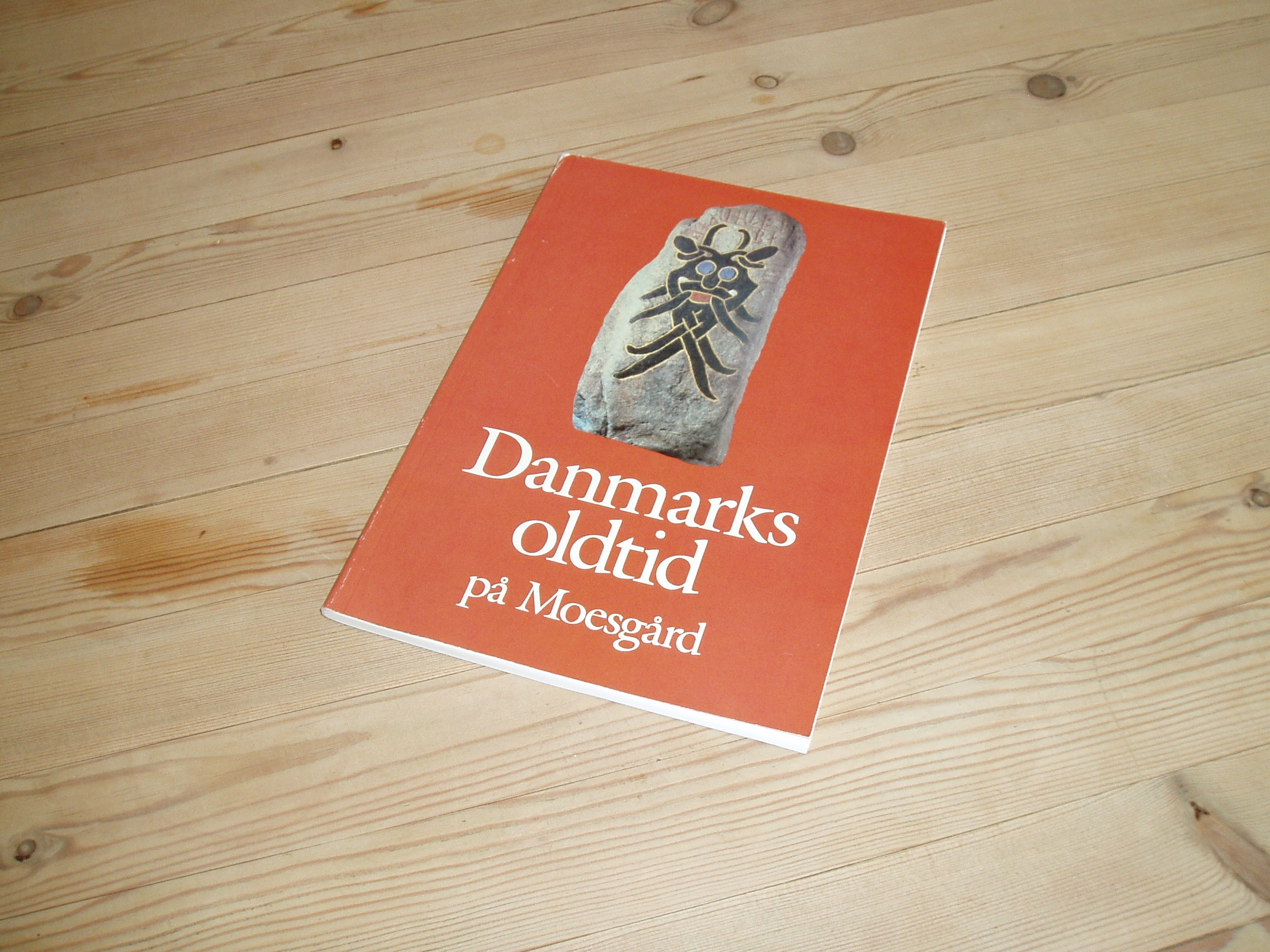 Danmarks oldtid på Moesgård. 2. udgave