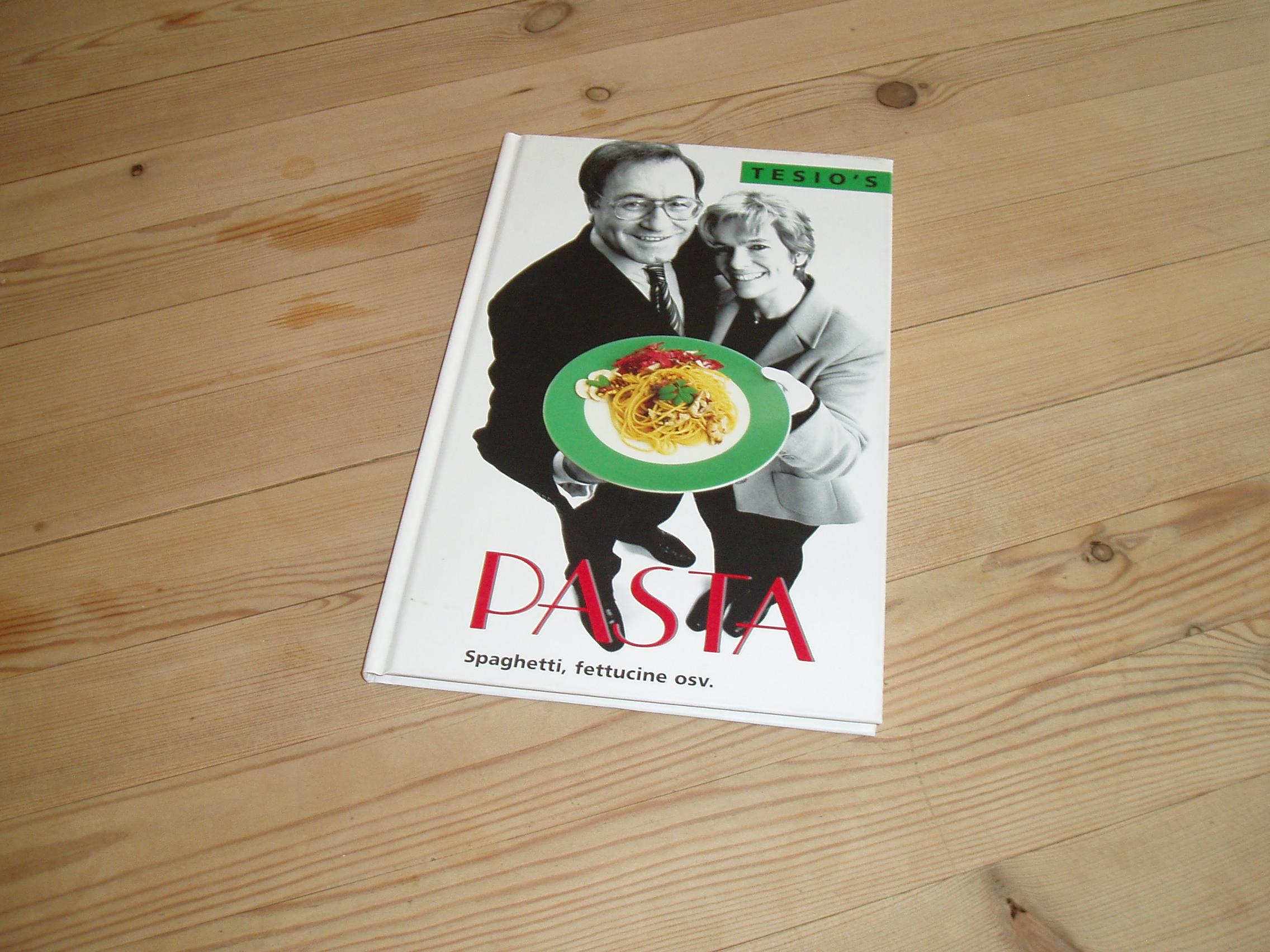 Tesio's pasta