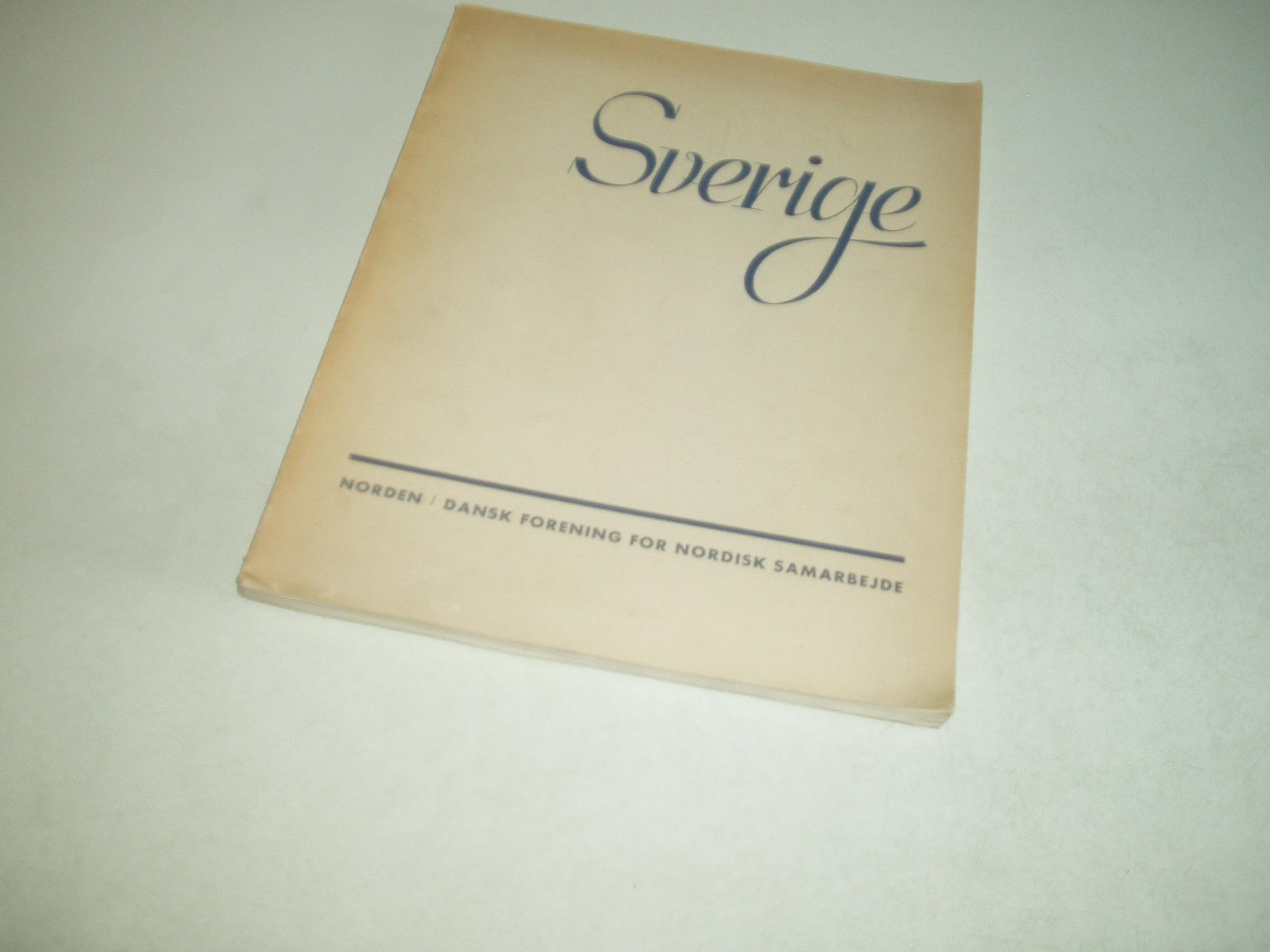Sverige. Svenska bilder utgivna av Norden