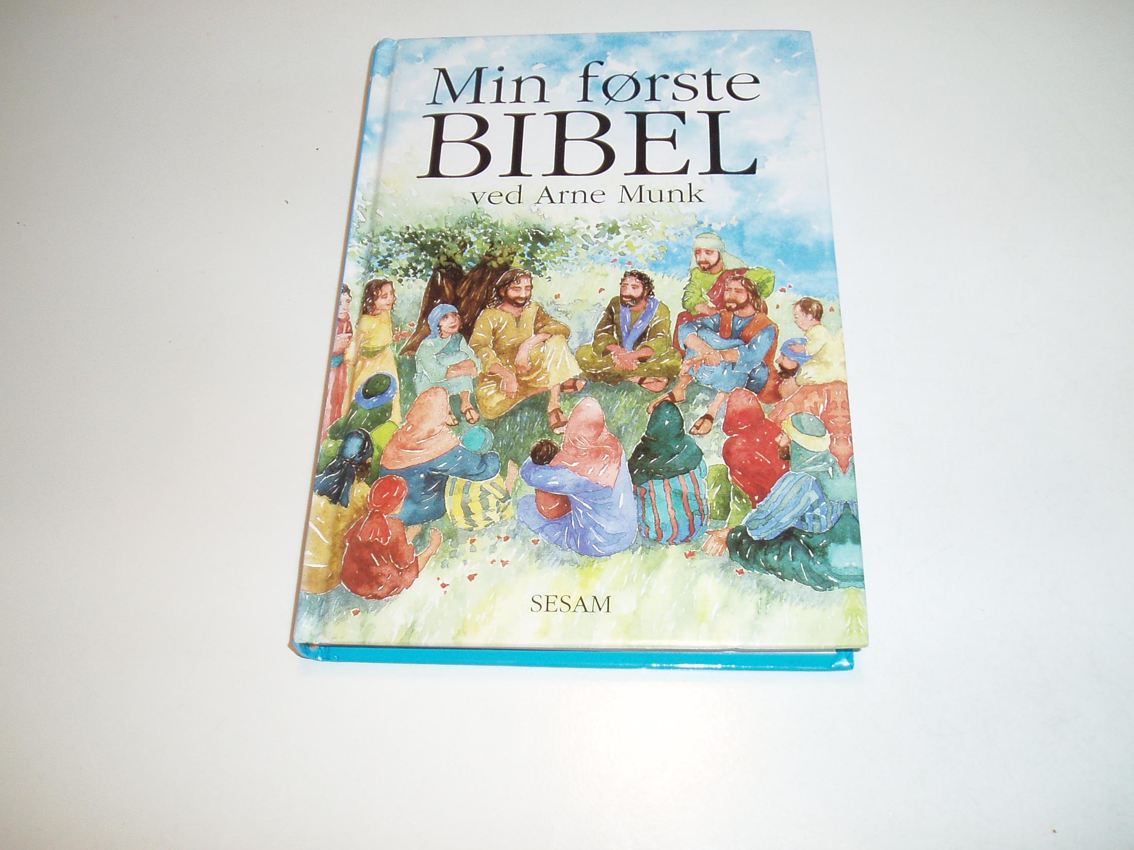 Min første bibel