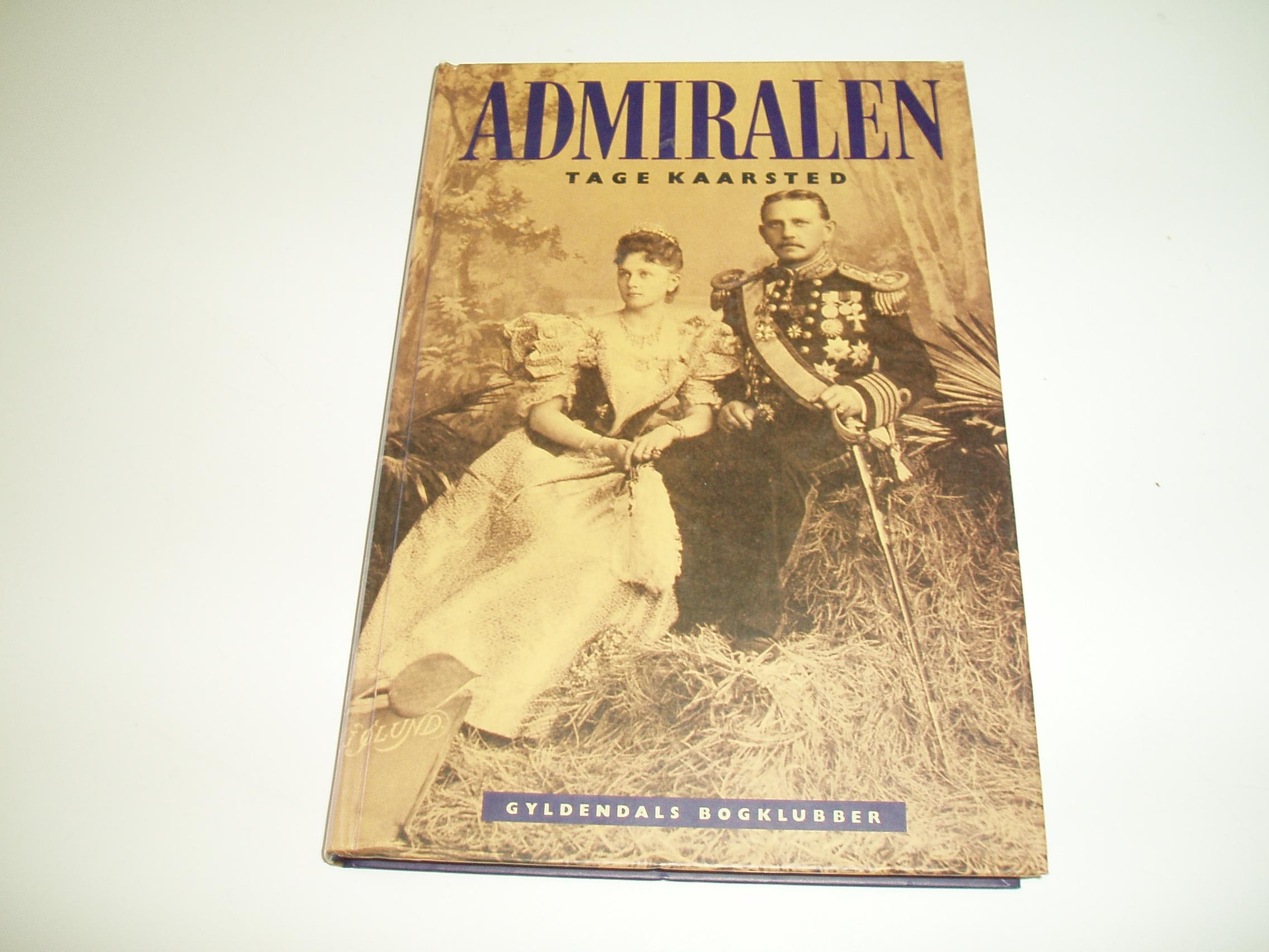 Admiralen. Andreas de Richelieu. Forretningsmand og politiker i