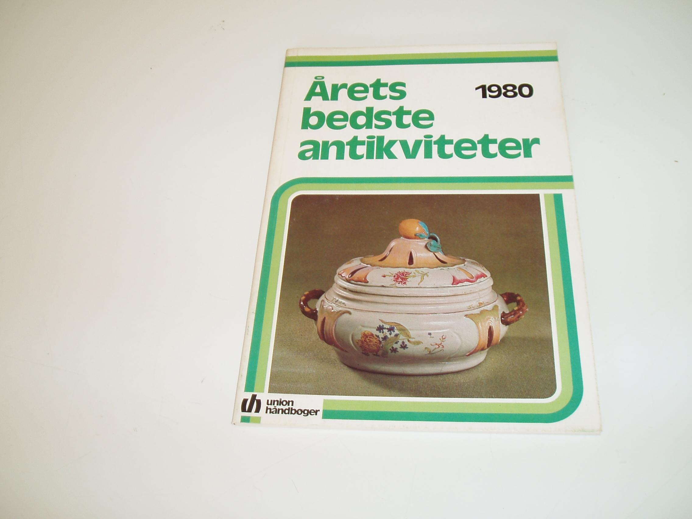 Årets bedste antikviteter. Union Håndbøger