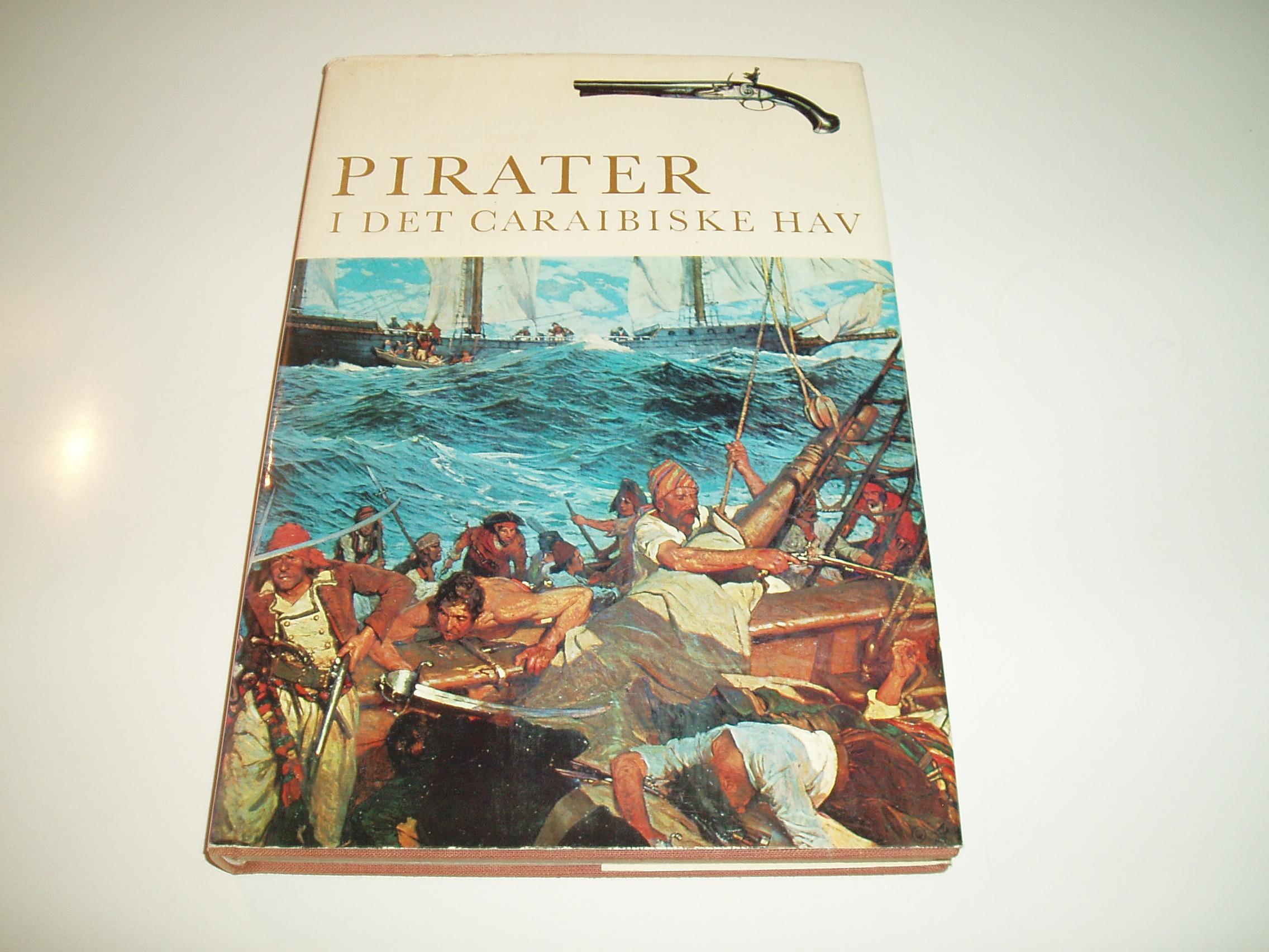 Pirater i det Caraibiske hav