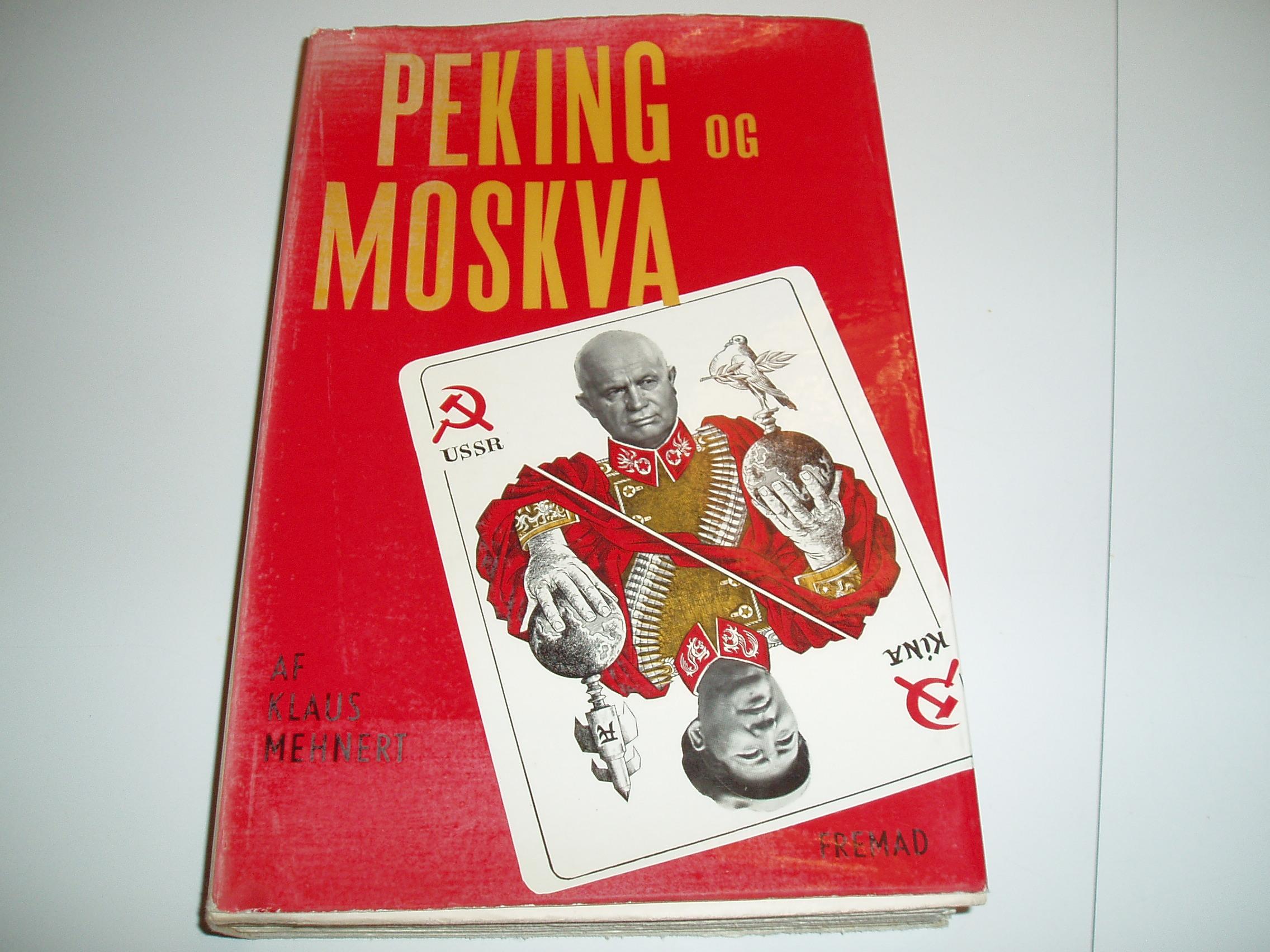 Peking og Moskva