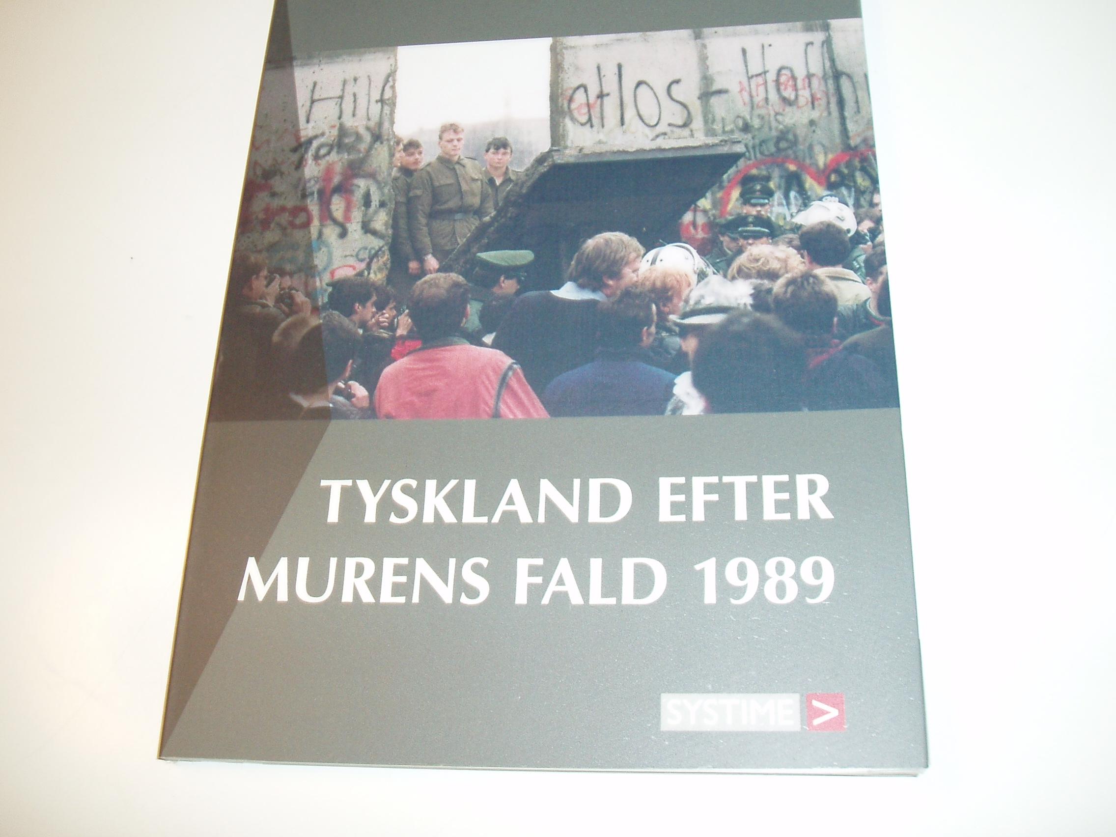 Tyskland efter murens fald 1989