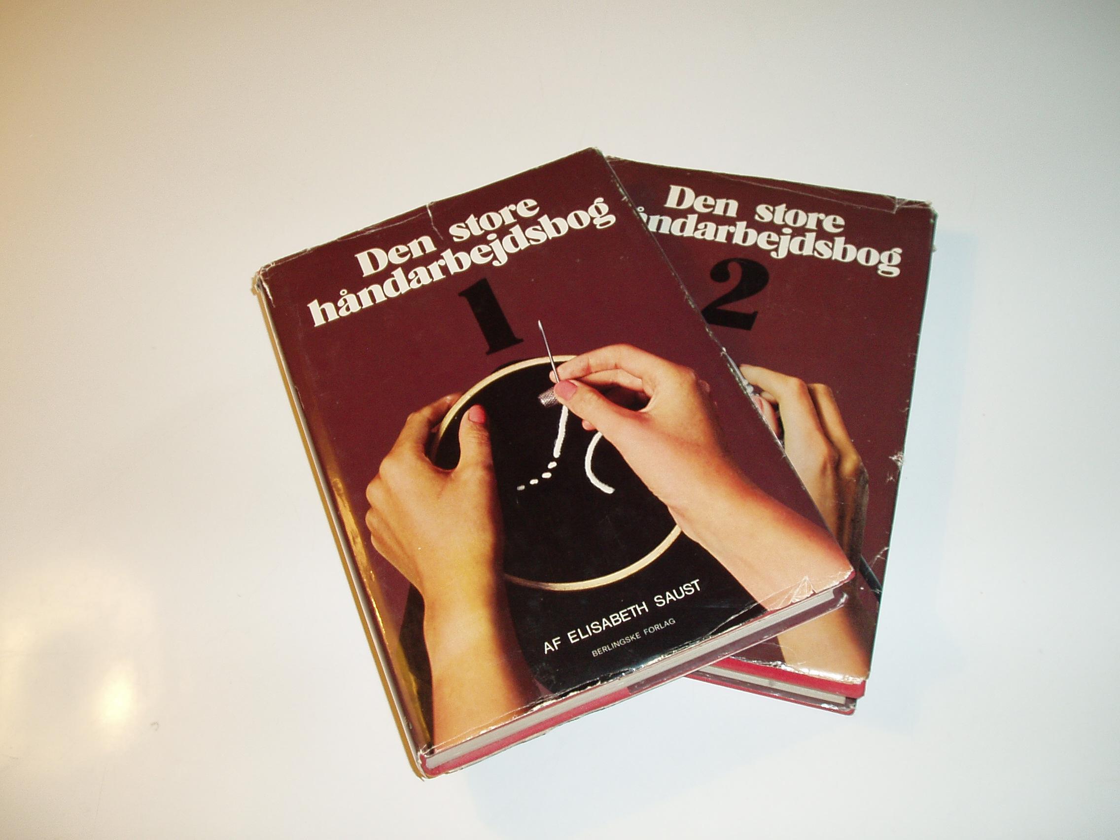 Den store håndarbejdsbog, 1-2