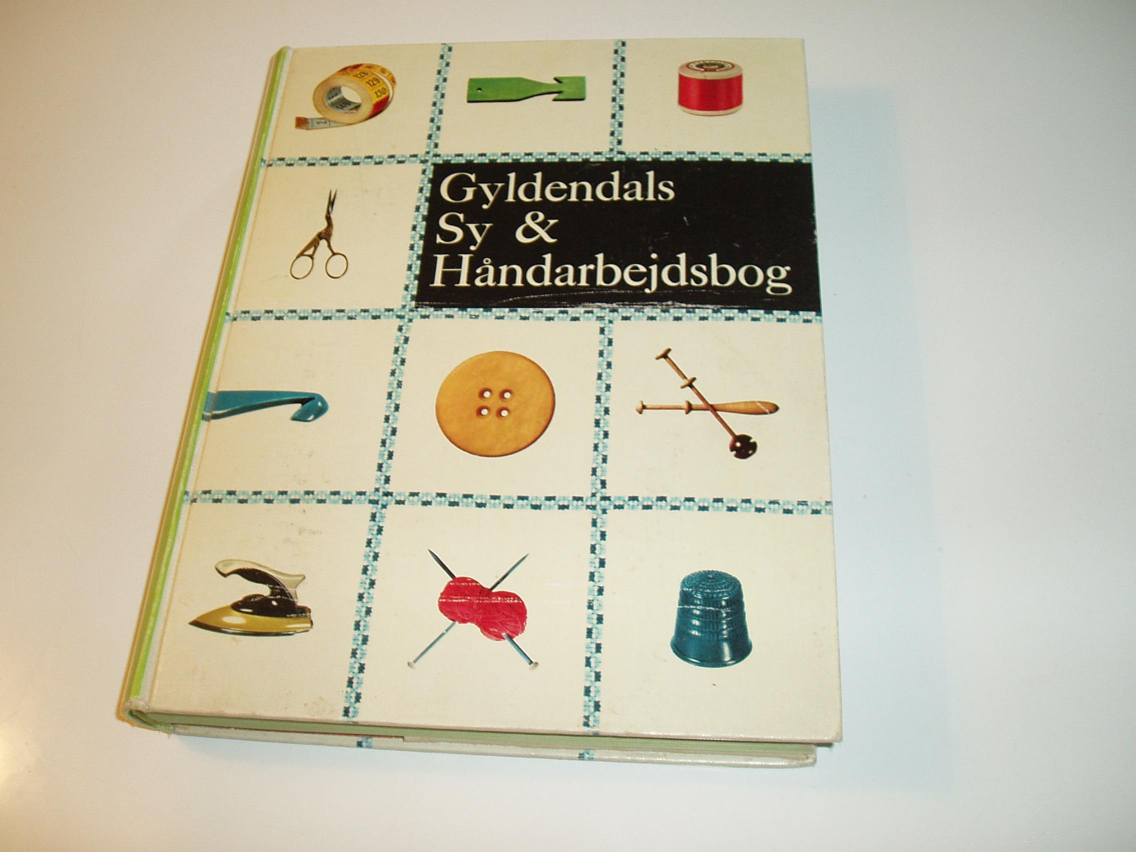 Gyldendals Sy & Håndarbejdsbog