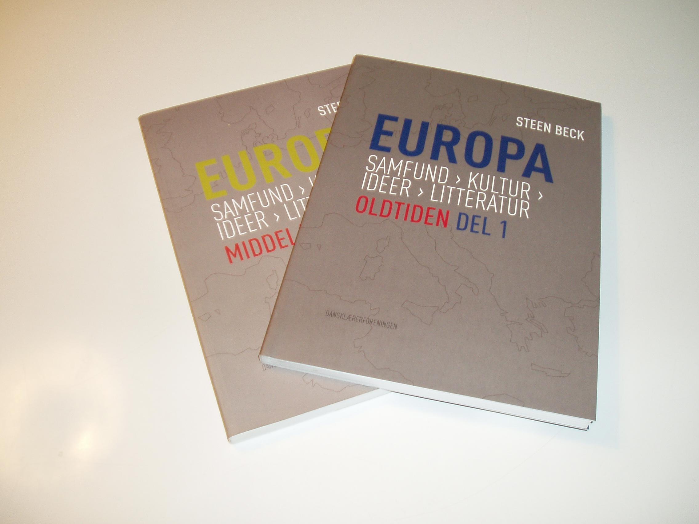 Europa. Samfund, kultur, ideer, litteratur. Bind 1. Oldtiden. Bi