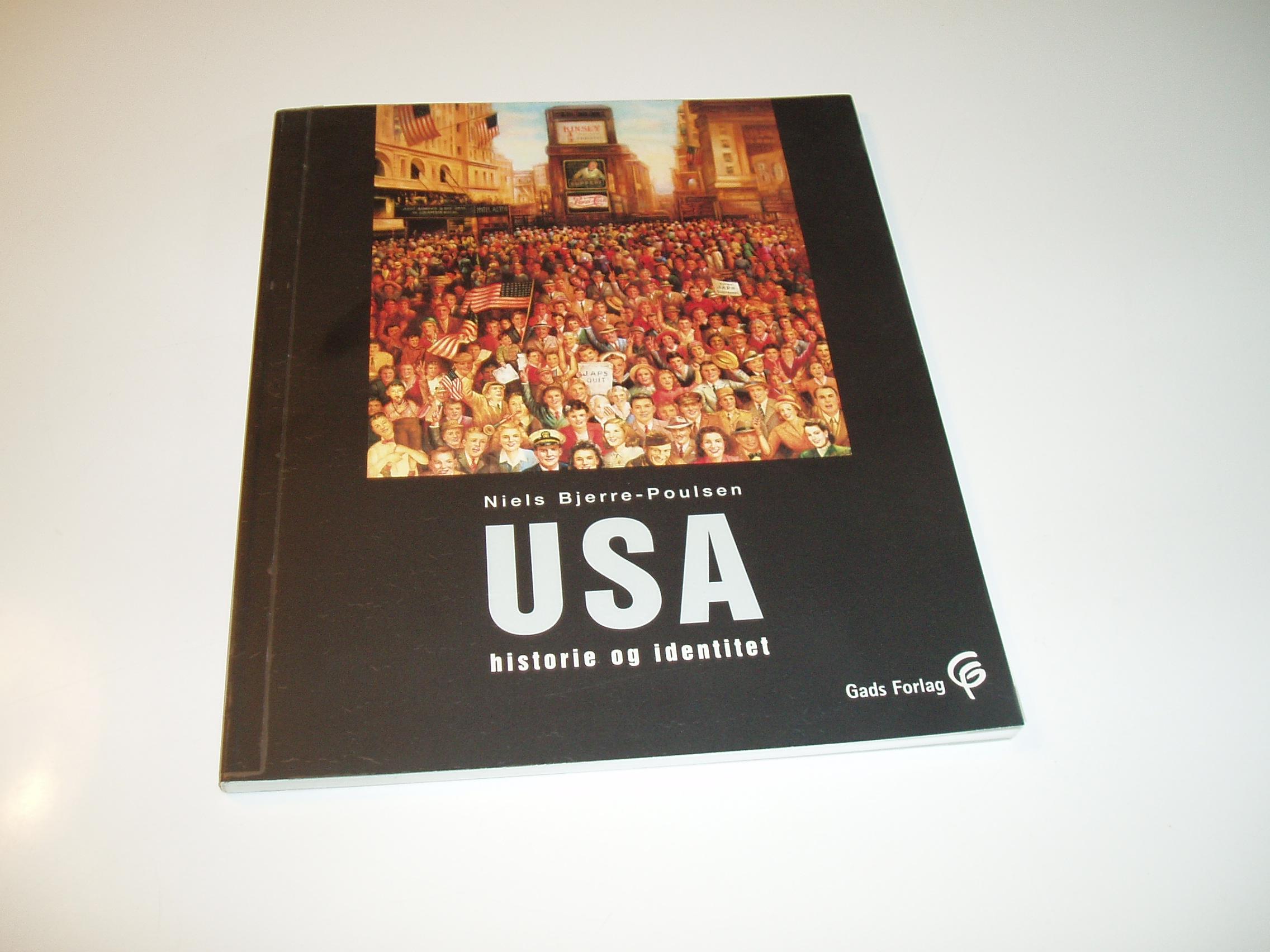 USA. Historie  og identitet