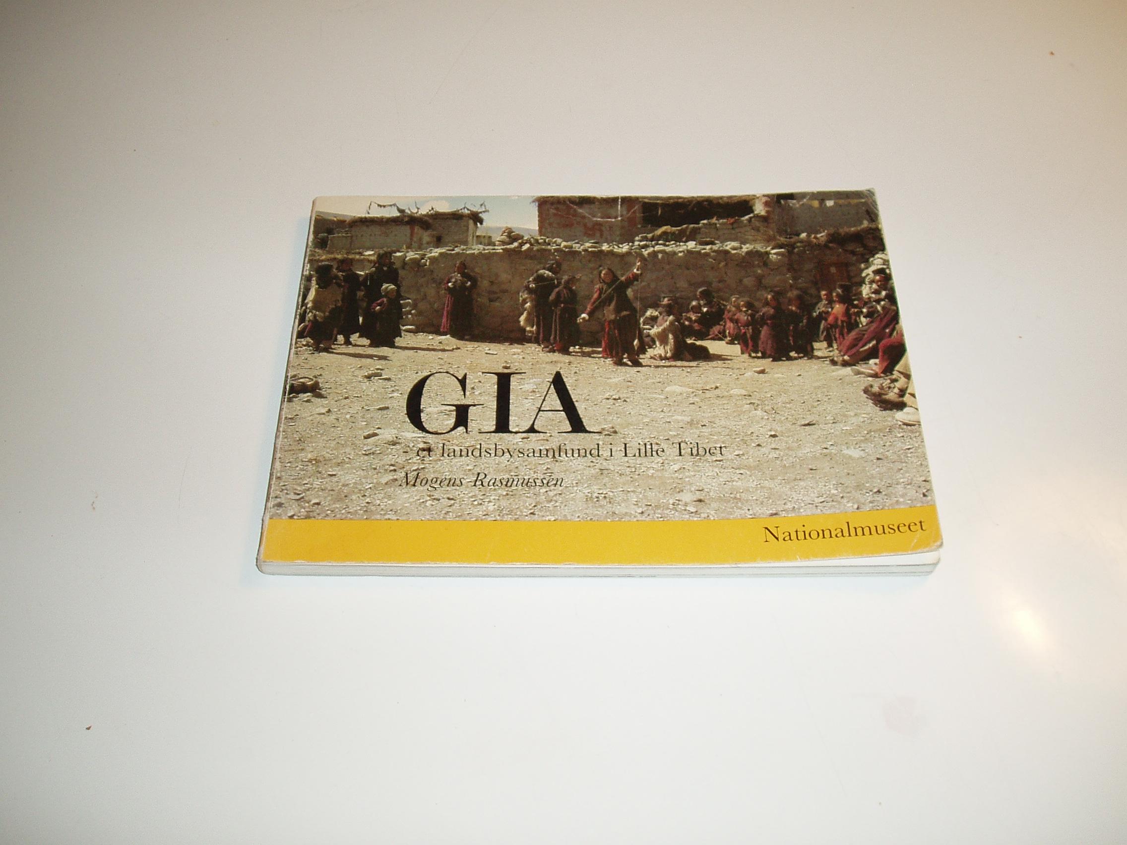 GIA - et landsbysamfund i Lille Tibet