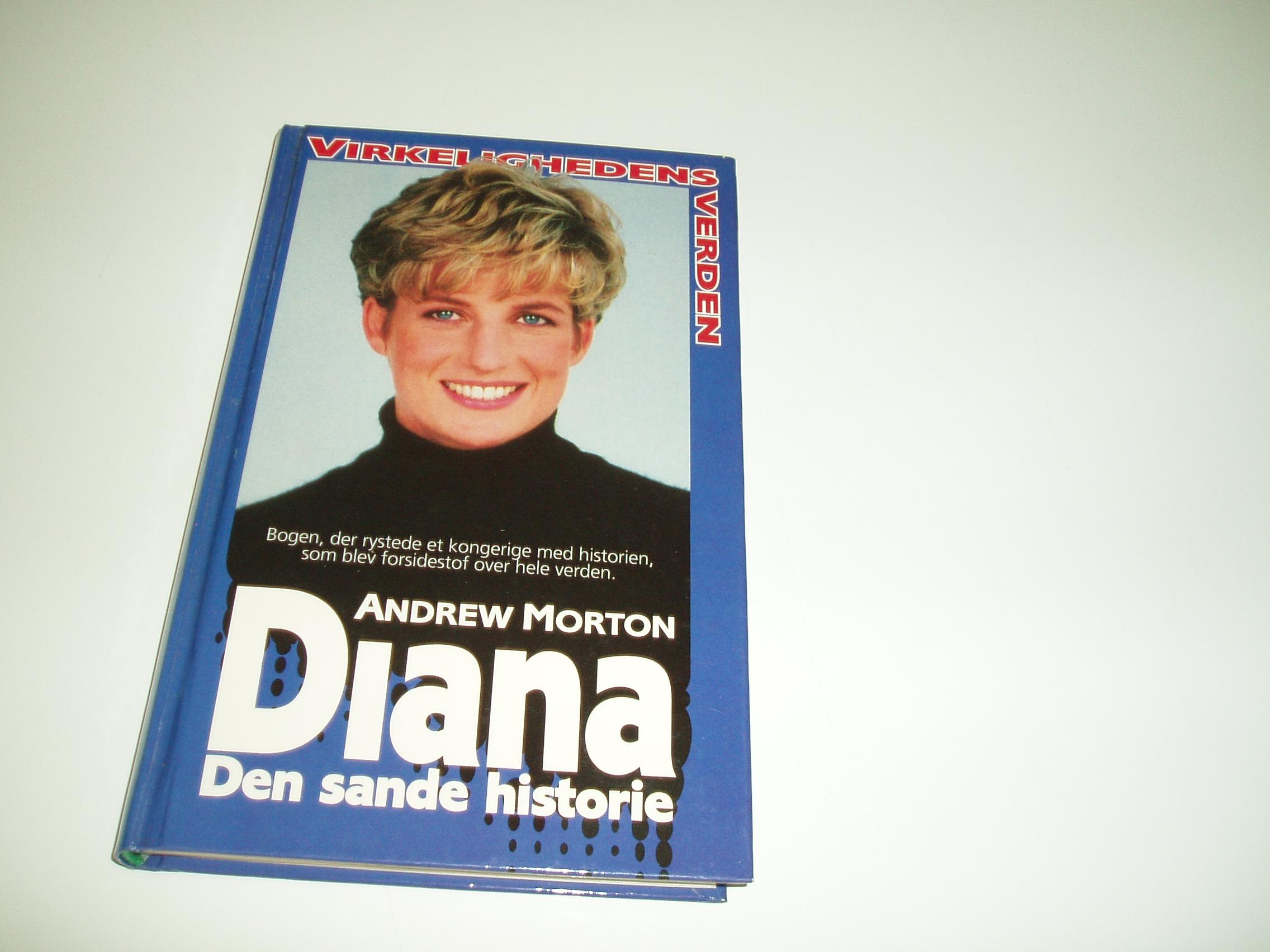 Diana. Den sande historie. Virkelighedens verden