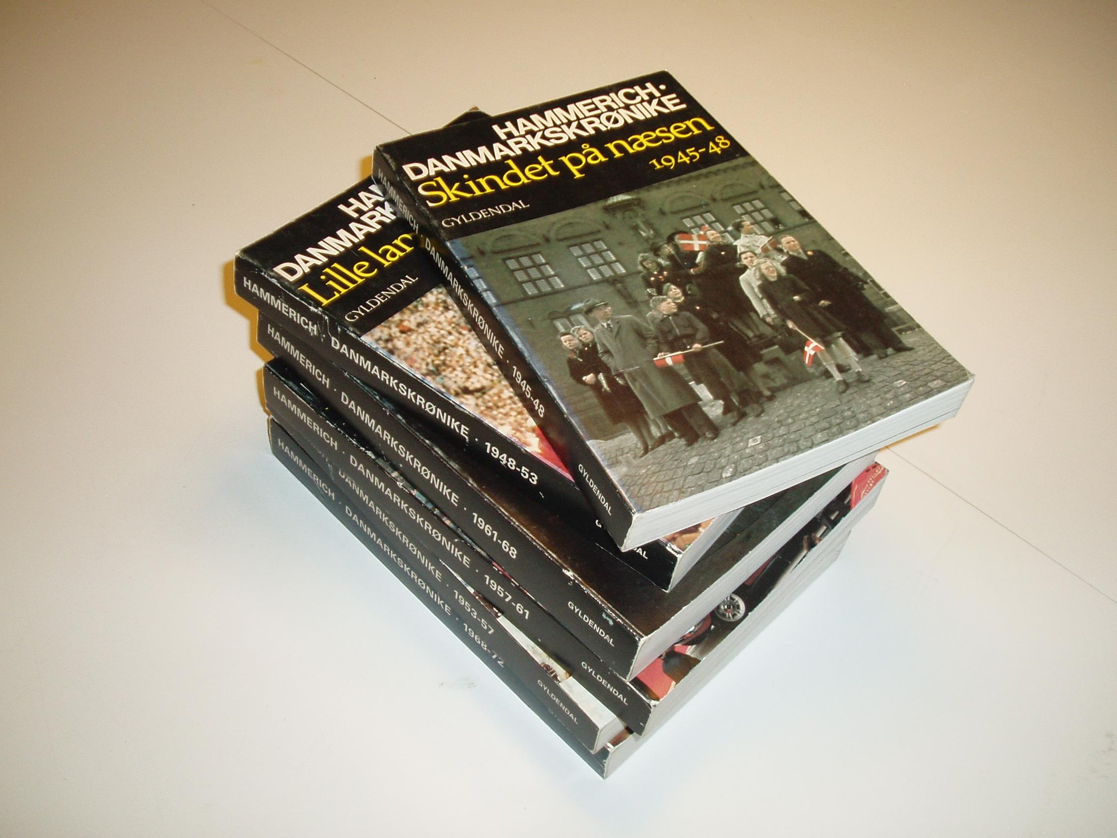 En Danmarkskrønike, bind 1-6. 1945-1972. 2. udgave