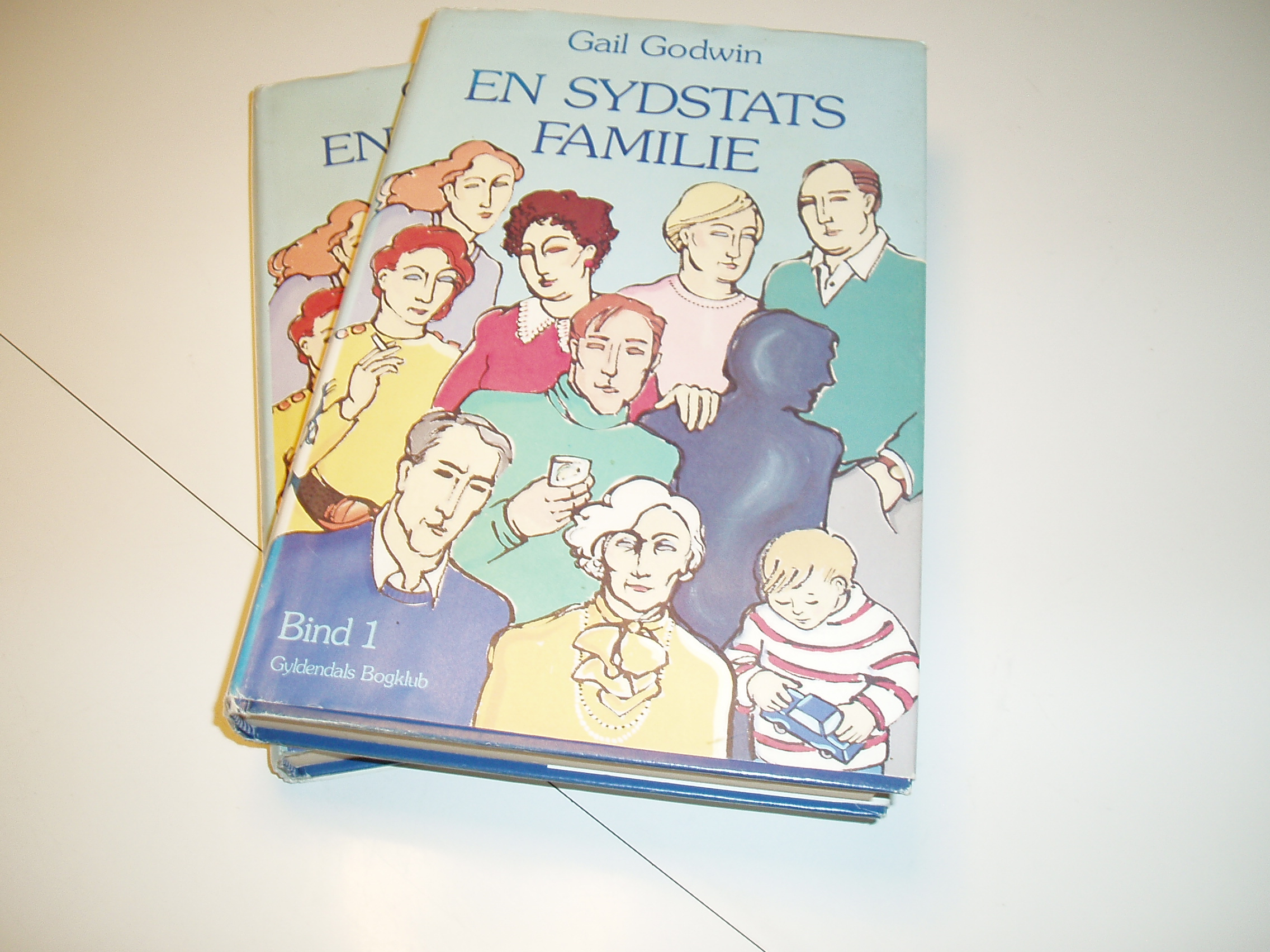 En sydstats familie, bind 1-2