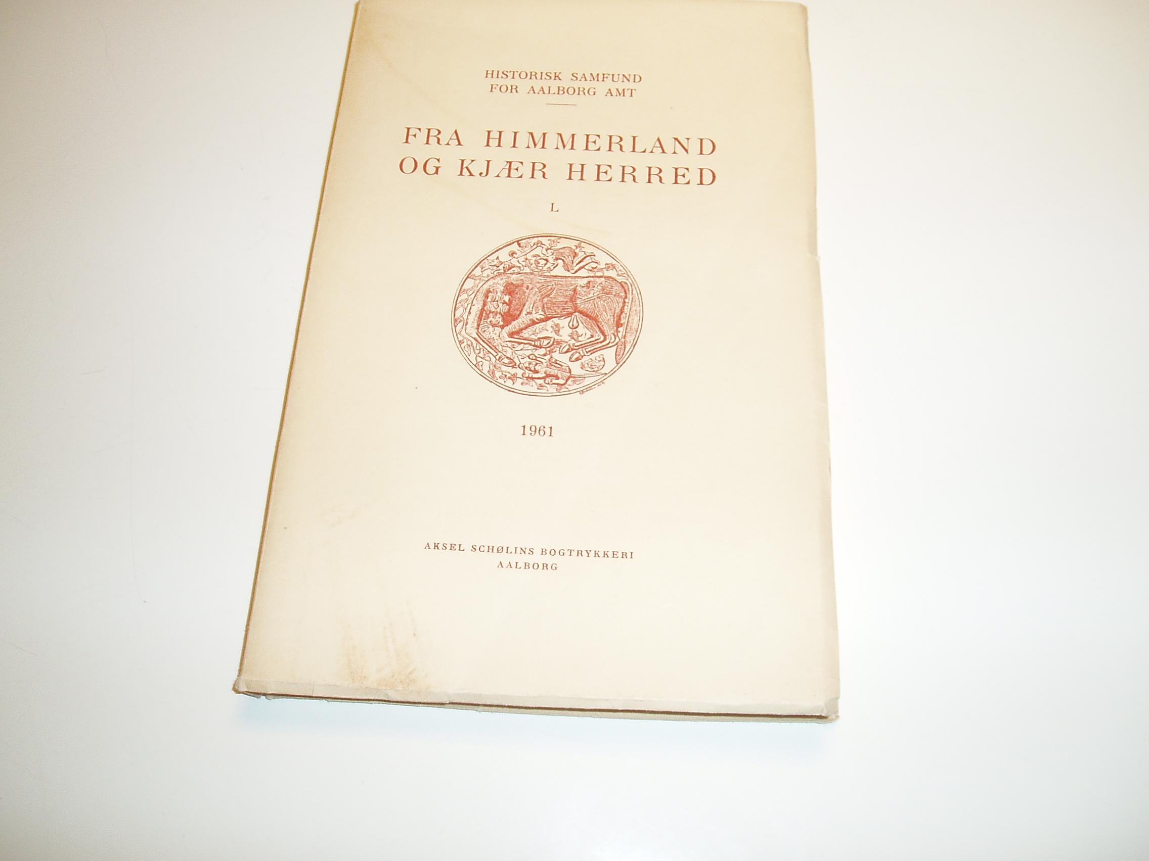 Fra Himmerland og Kjær Herred. 1961