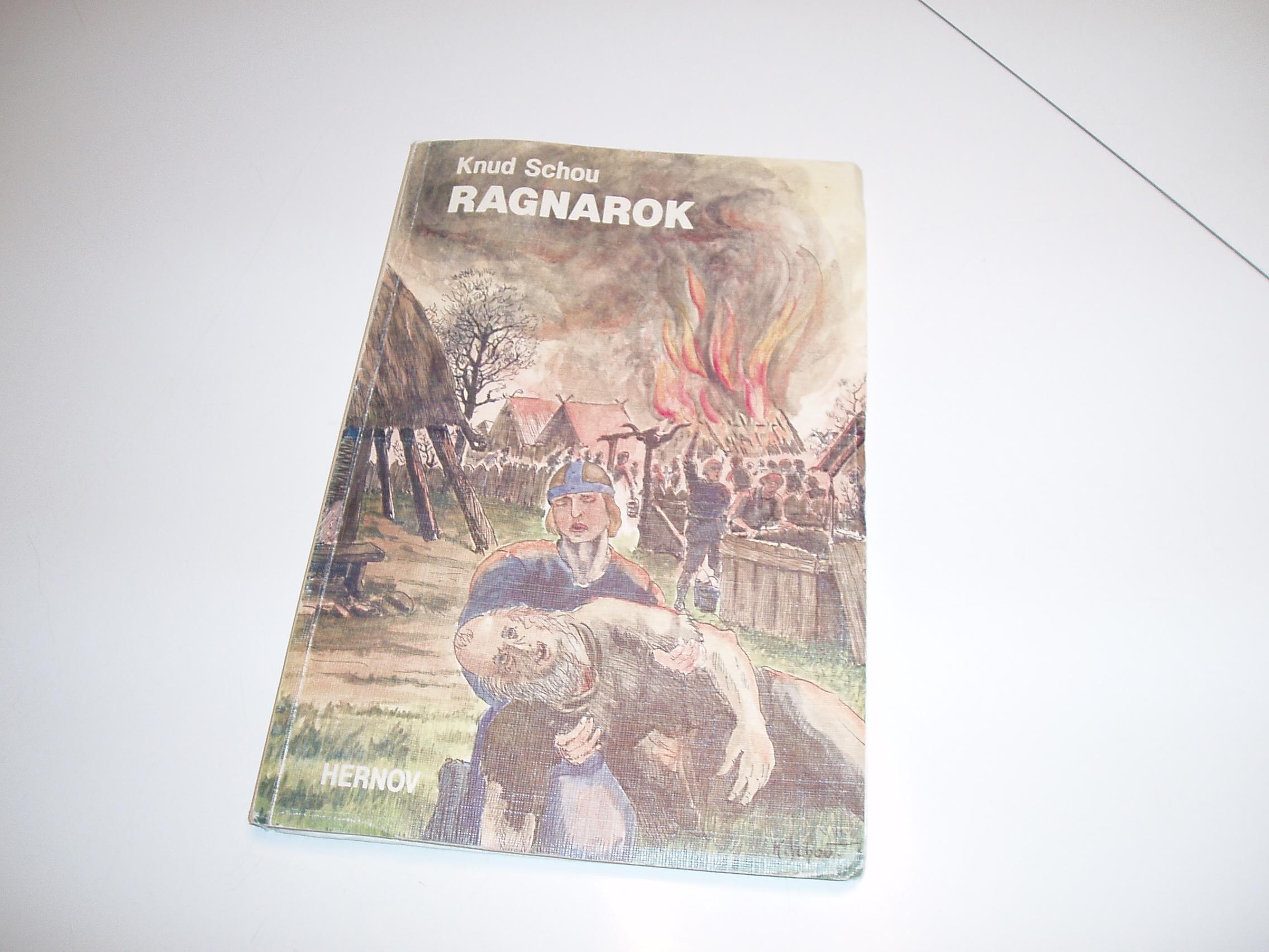 Ragnarok. Roman fra ældre vikingetid