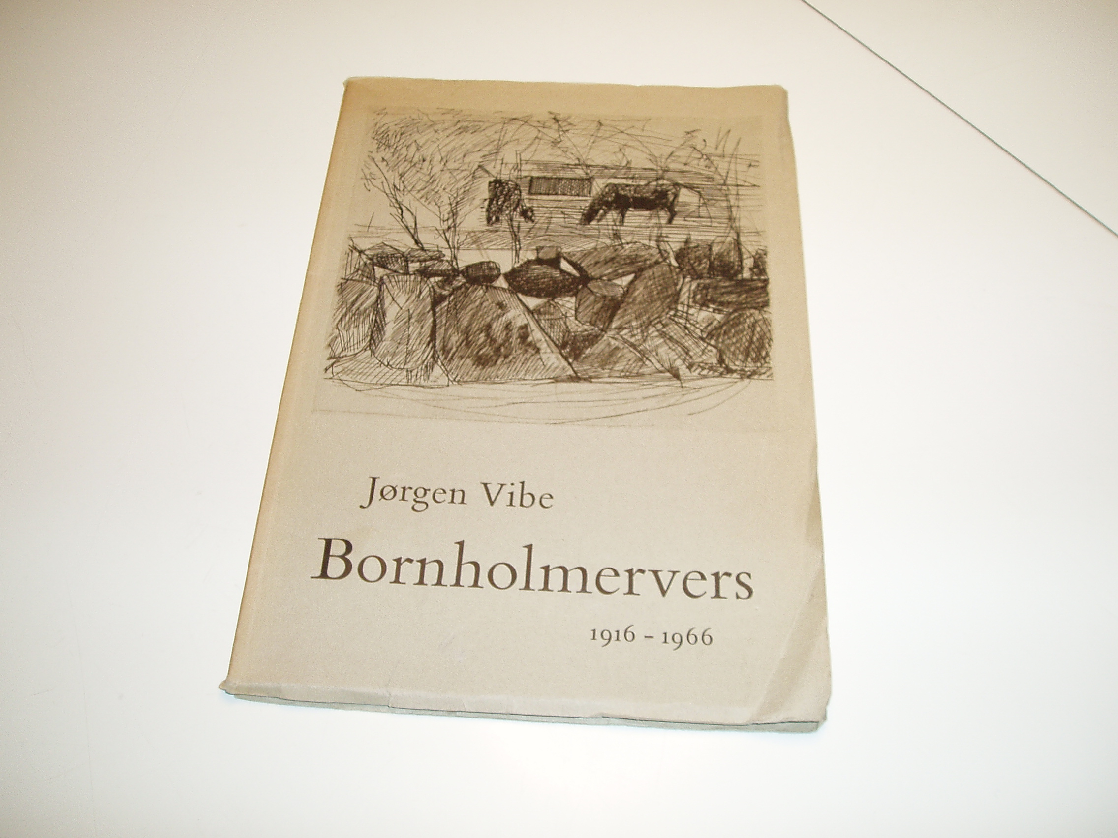 Bornholmervers 1916-1966